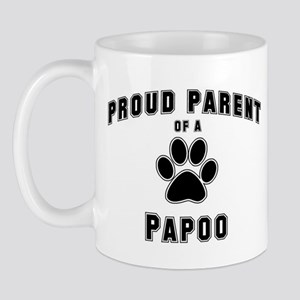 Papoo: Proud parent Mug