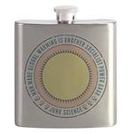 Junk Science Power Grab Flask