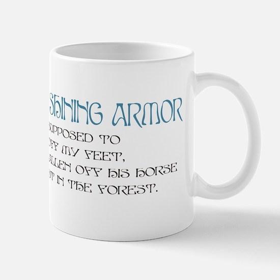 My Knight in Shining Armor Mug