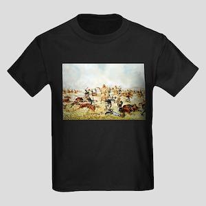 Custer Massacre at Big Horn T-Shirt