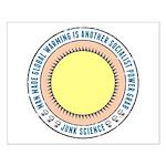 Junk Science Power Grab Posters