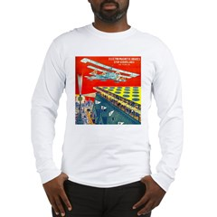 Electro-Magnetic Brakes Long Sleeve T-Shirt