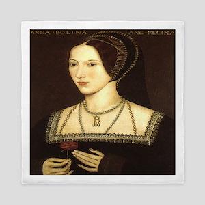 Anne Boleyn Queen Duvet