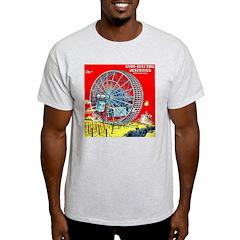 Gyro Electric Destroyer Ash Grey T-Shirt