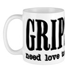 Grips Need Love, too Mug
