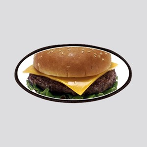 Cheeseburger Patches