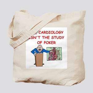 cardiology Tote Bag