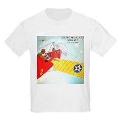 Wireless Signals Kids T-Shirt