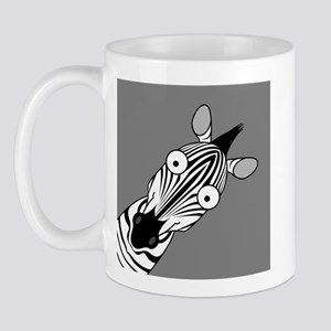 Happy Zebra Mug