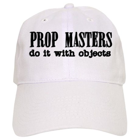 Prop Masters do it with Objec Cap