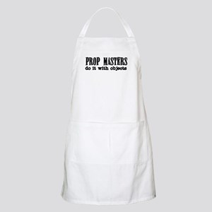 Prop Masters do it with Objec BBQ Apron