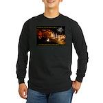 My ridiculous religion Long Sleeve Dark T-Shirt