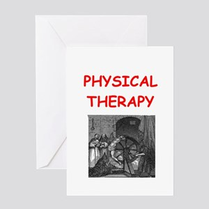 PHYSICAL2 Greeting Cards