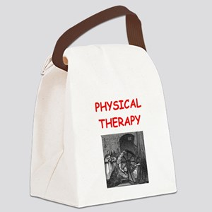 PHYSICAL2 Canvas Lunch Bag