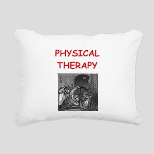 PHYSICAL2 Rectangular Canvas Pillow