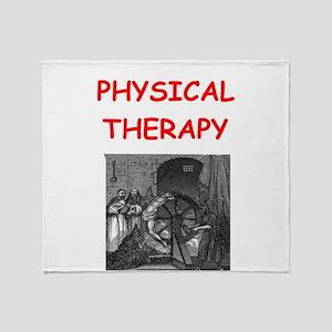 PHYSICAL2 Throw Blanket