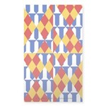 Six Bored Heralds Sticker (Rectangle 50 pk)