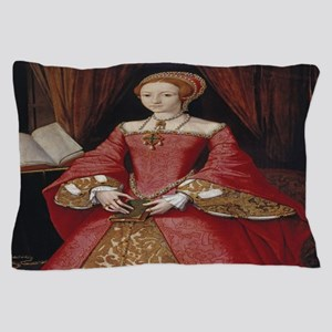 Young Princess Elizabeth Pillow Case