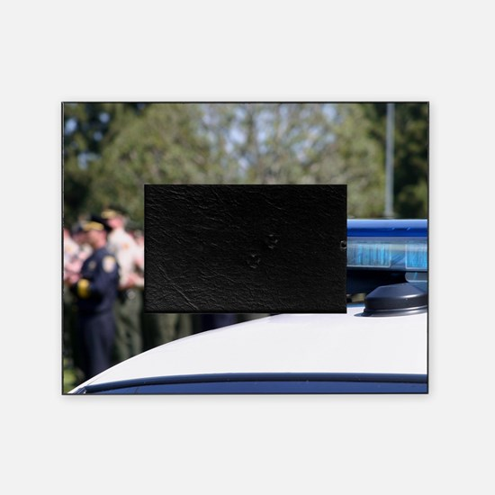 Police Picture Frame