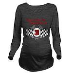 FasterAt30.png Long Sleeve Maternity T-Shirt