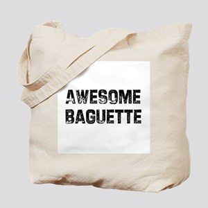 Awesome Baguette Tote Bag