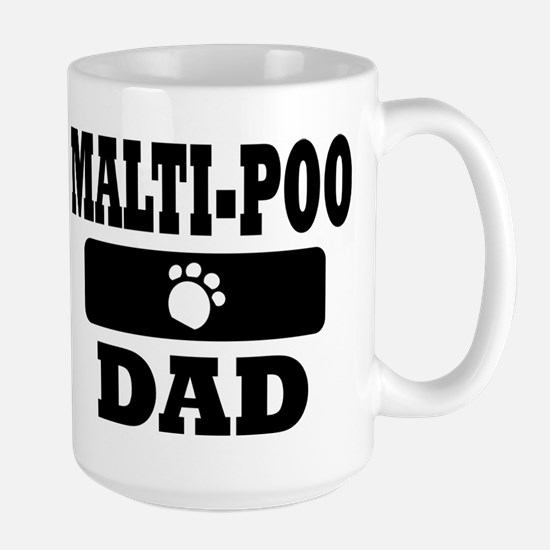 MALTI-POO DAD Mugs