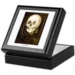 All is Vanity Keepsake Box