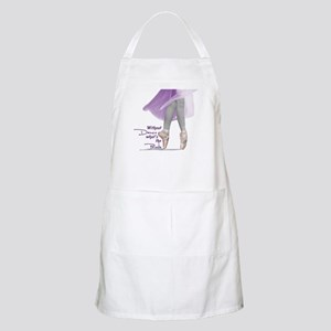 Without Dance what's the Poin BBQ Apron