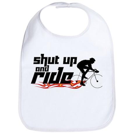 Shut Up and Ride Bib