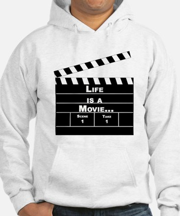 Life is a movie - Hoodie