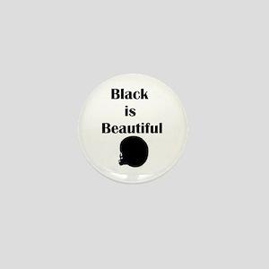 Black is Beautiful Mini Button