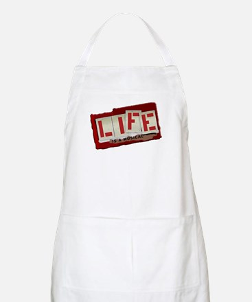 Life is a Musical - BBQ Apron