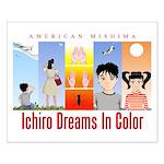 Ichiro Poster 2 Posters