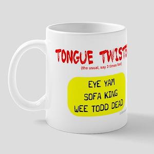 Tongue Twister Mug