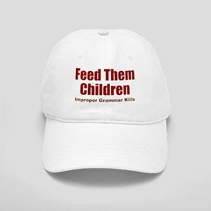 Feed Them Cap