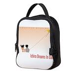 Megumi & Ichiro Poster 3 Neoprene Lunch Bag