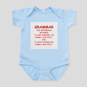 grammar Body Suit