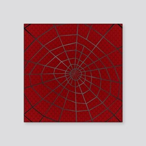 "Spiderweb Square Sticker 3"" x 3"""