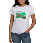 Retro Christmas Women's T-Shirt