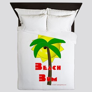 Beach Bum Queen Duvet