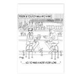 Literature Cartoon 9267 Postcards (Package of 8)