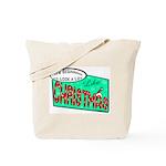 Retro Christmas Tote Bag