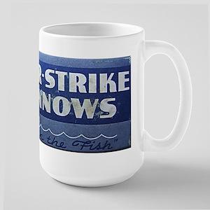 shur strike box Mugs