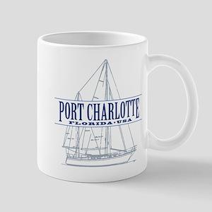 Port Charlotte - Mug