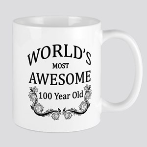 World's Most Awesome 100 Year Old Mug
