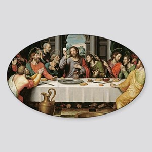 The Last Supper Sticker