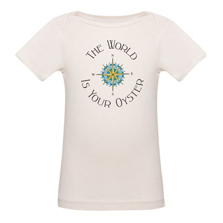 The World Is Your Oyster T-Shirt