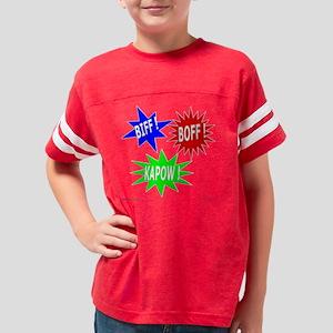 BiffBoffKapow Youth Football Shirt