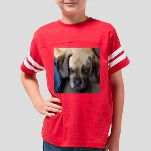 Puggle_Square Youth Football Shirt
