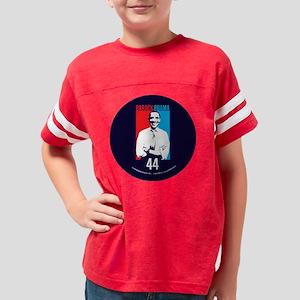 44_roundornament Youth Football Shirt
